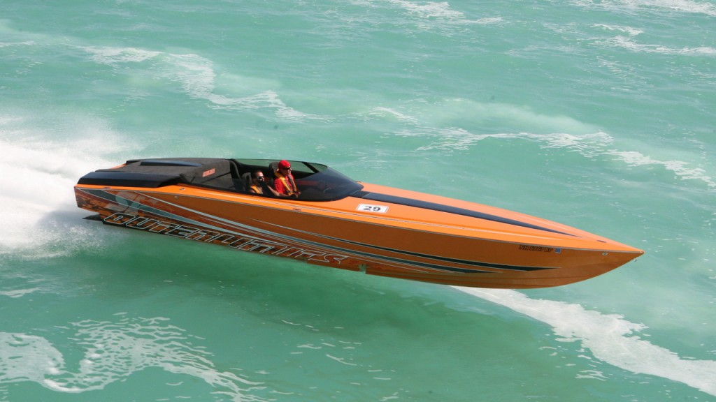 Powerboats: Outerlimits Offshore Powerboats