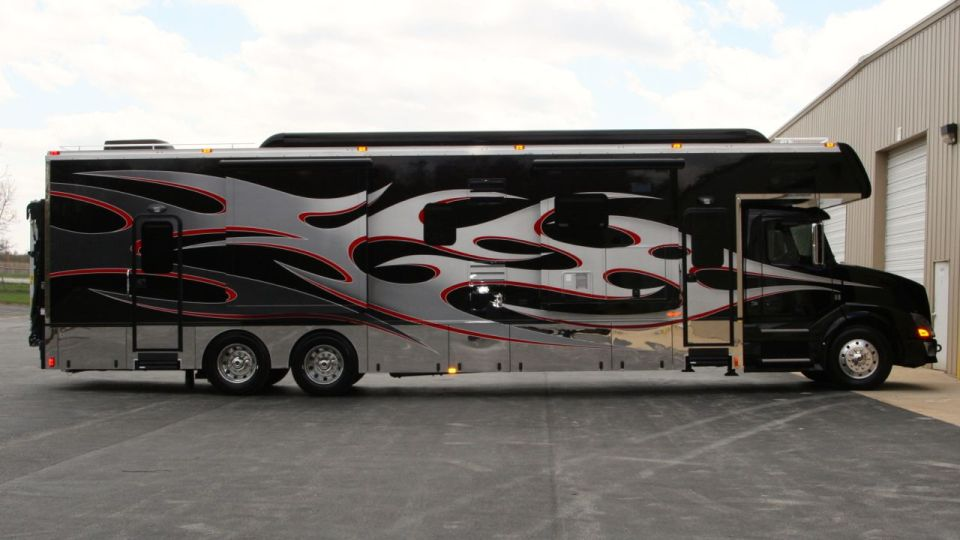 Renegade Motorcoach Welcome