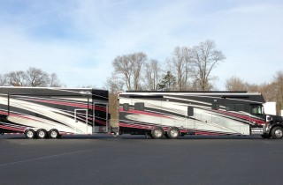 Renegade Motorcoach / Stacker Trailer