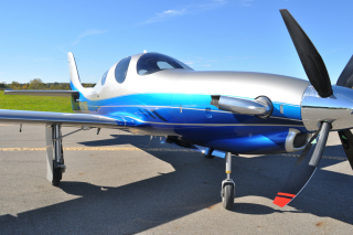 Lancair Evolution 003