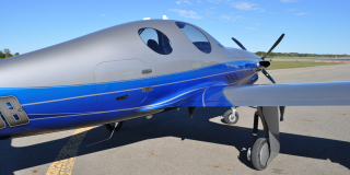 Lancair Evolution 006