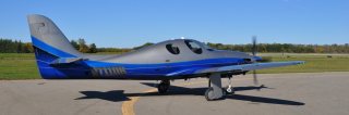 Lancair Evolution 007