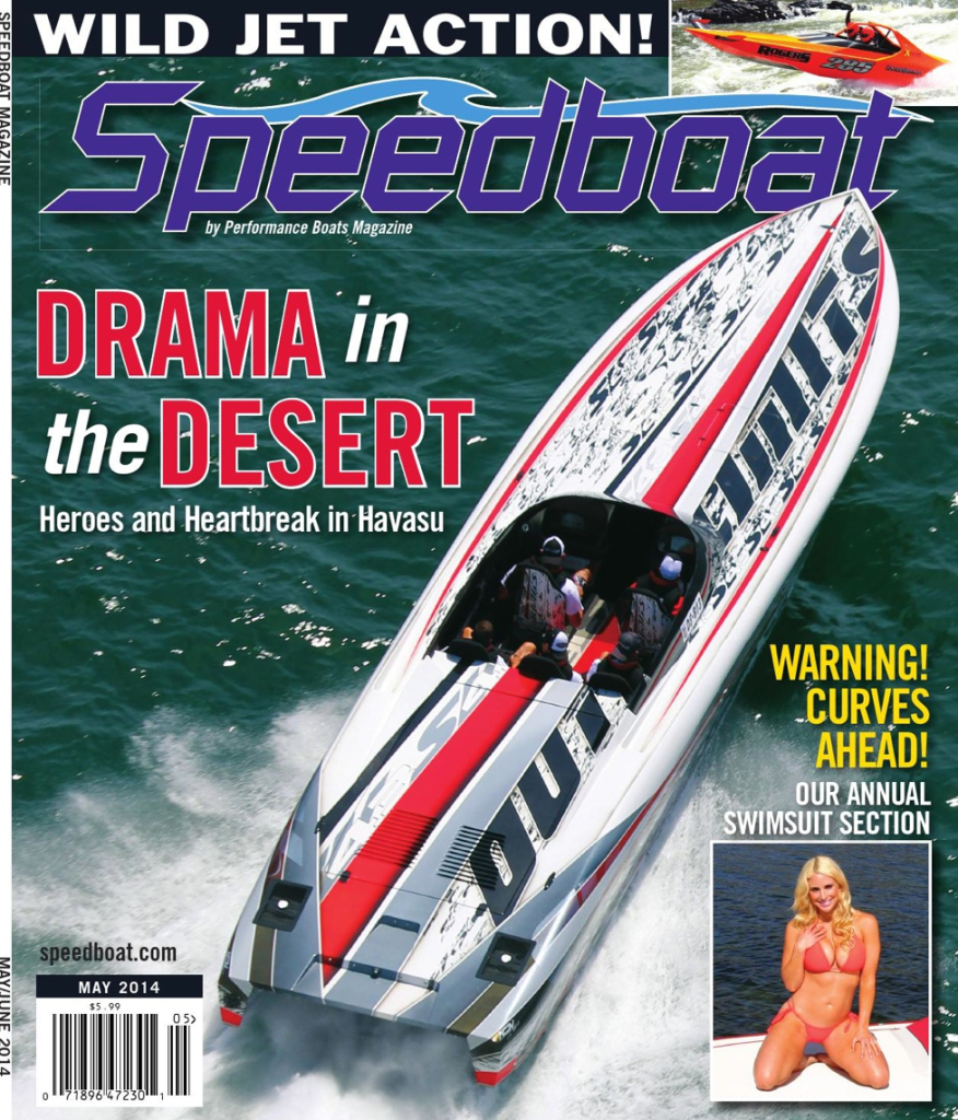 May/June 2014 Speedboat Magazine